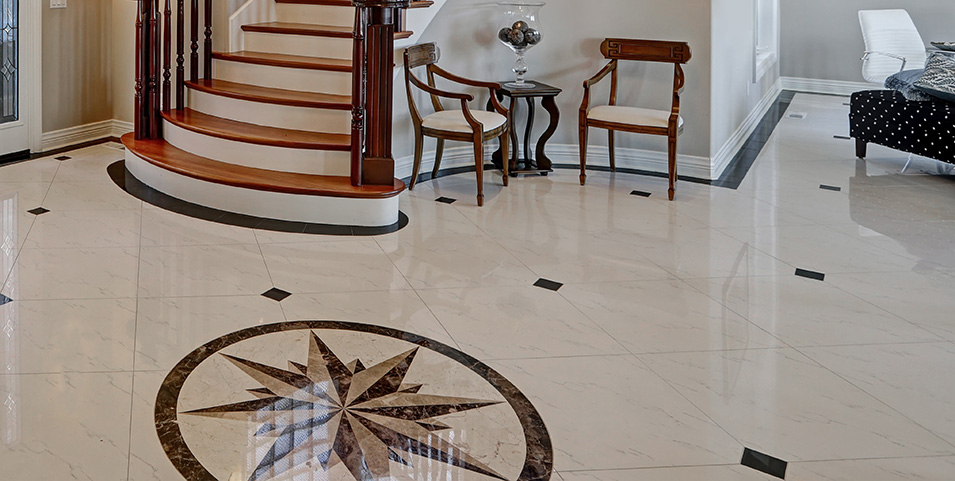 Marble Floor Restoration Savannah